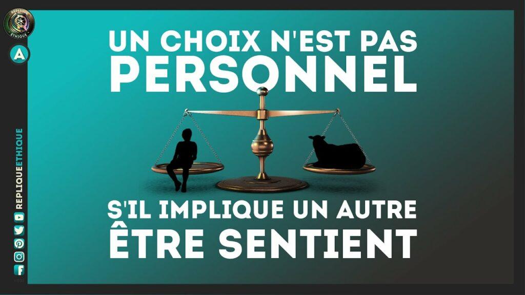 Choix personnel